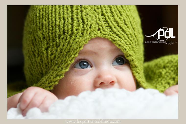 Photographe bébé Bretagne