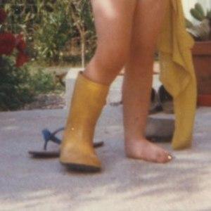 1978 Botte de pluie by Cotten